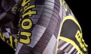 Spiral Speed Fabric